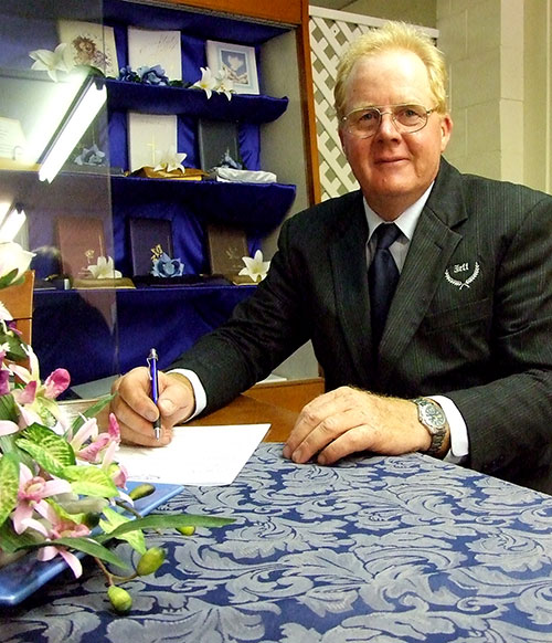 Jeff Schultz - Funeral Director and owner of Boyne Tannum Funerals & Cremations